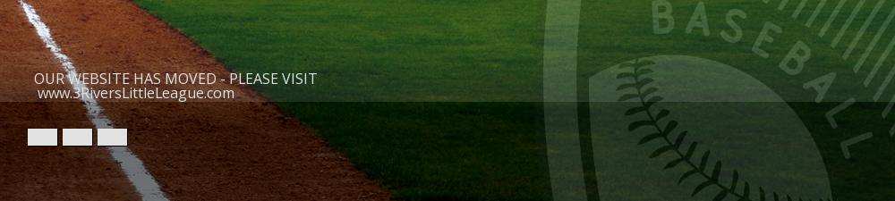 Three Rivers Little League, Baseball, Run, Field