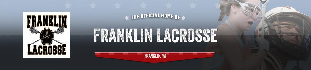 Franklin Lacrosse, Lacrosse, Goal, Field