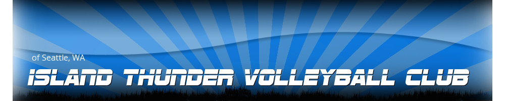 Island Thunder Volleyball Club, Volleyball, Goal, Field