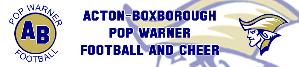 Acton-Boxboro Pop Warner Football & Cheering, Football, Point, Field