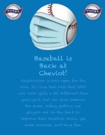 Cheviot Hills Pony Baseball Association, Baseball