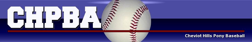 Cheviot Hills Pony Baseball Association, Baseball, Run, Field
