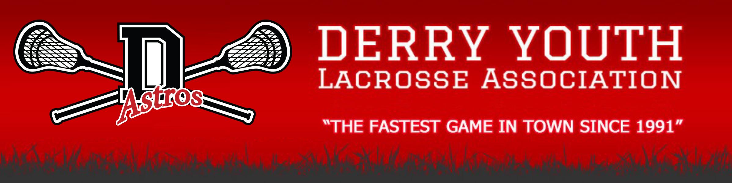Derry Youth Lacrosse Association, Lacrosse, Goal, Field