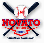 Novato Little League North, Baseball