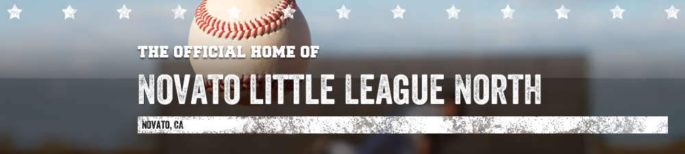 Novato Little League North, Baseball, Run, Field
