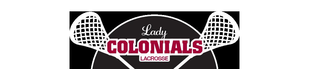 Morristown Lady Colonials, Lacrosse, Goal, Field