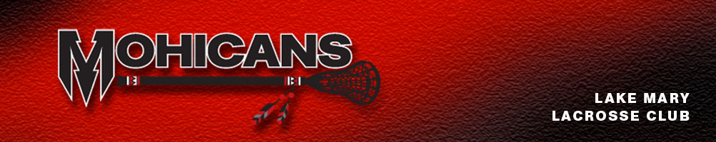 Lake Mary Mohicans Lacrosse Club, Lacrosse, Goal, Field