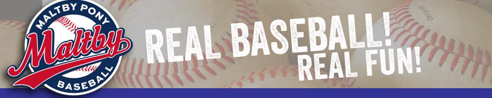 Maltby Pony Baseball, Baseball, Run, Field