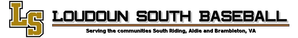 Loudoun South Baseball, Baseball, Run, Field