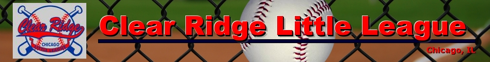 Clear Ridge Little League, Baseball, Run, Field