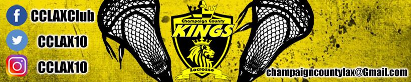 Champaign County Lacrosse Club, Lacrosse, Goal, Field
