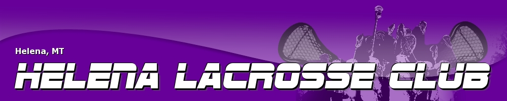 Helena Lacrosse Club, Lacrosse, Goal, Field