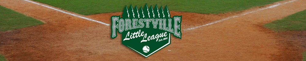 Forestville Little League, Baseball, Run, Field