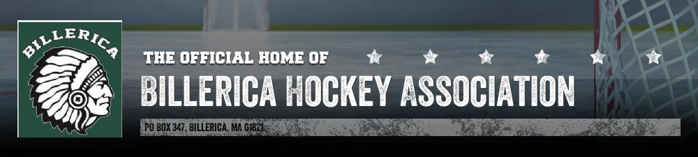 Billerica Hockey Association, Hockey, Goal, Rink