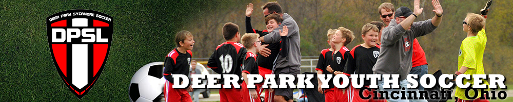 Deer Park Soccer League, Soccer, Goal, Field