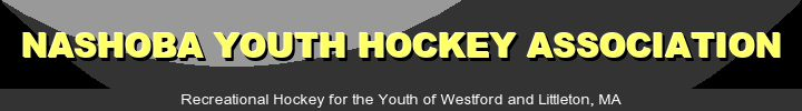 Nashoba Youth Hockey Association, Hockey, Goal, Rink