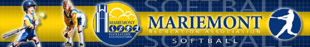 Mariemont Rec Softball, Softball, Run, Field