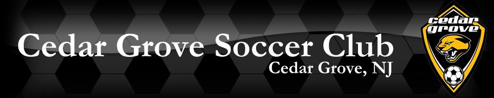 Cedar Grove Soccer Club, Soccer, Goal, Field