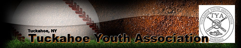 Tuckahoe Youth Association, Baseball, Run, Field