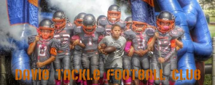 Davie Tackle Football Club, Football, , Park