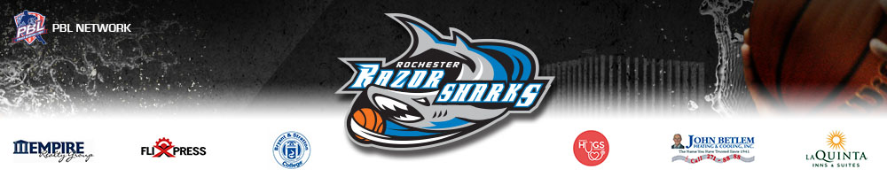 Rochester RazorSharks, Basketball, Point, Blue Cross Arena