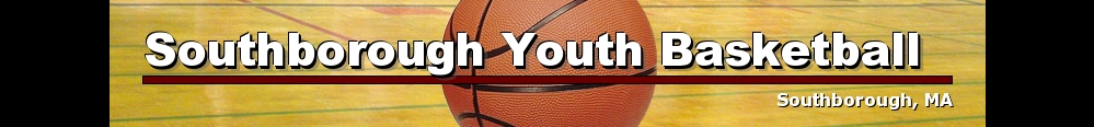 Southborough Youth Basketball, Basketball, Point, Court