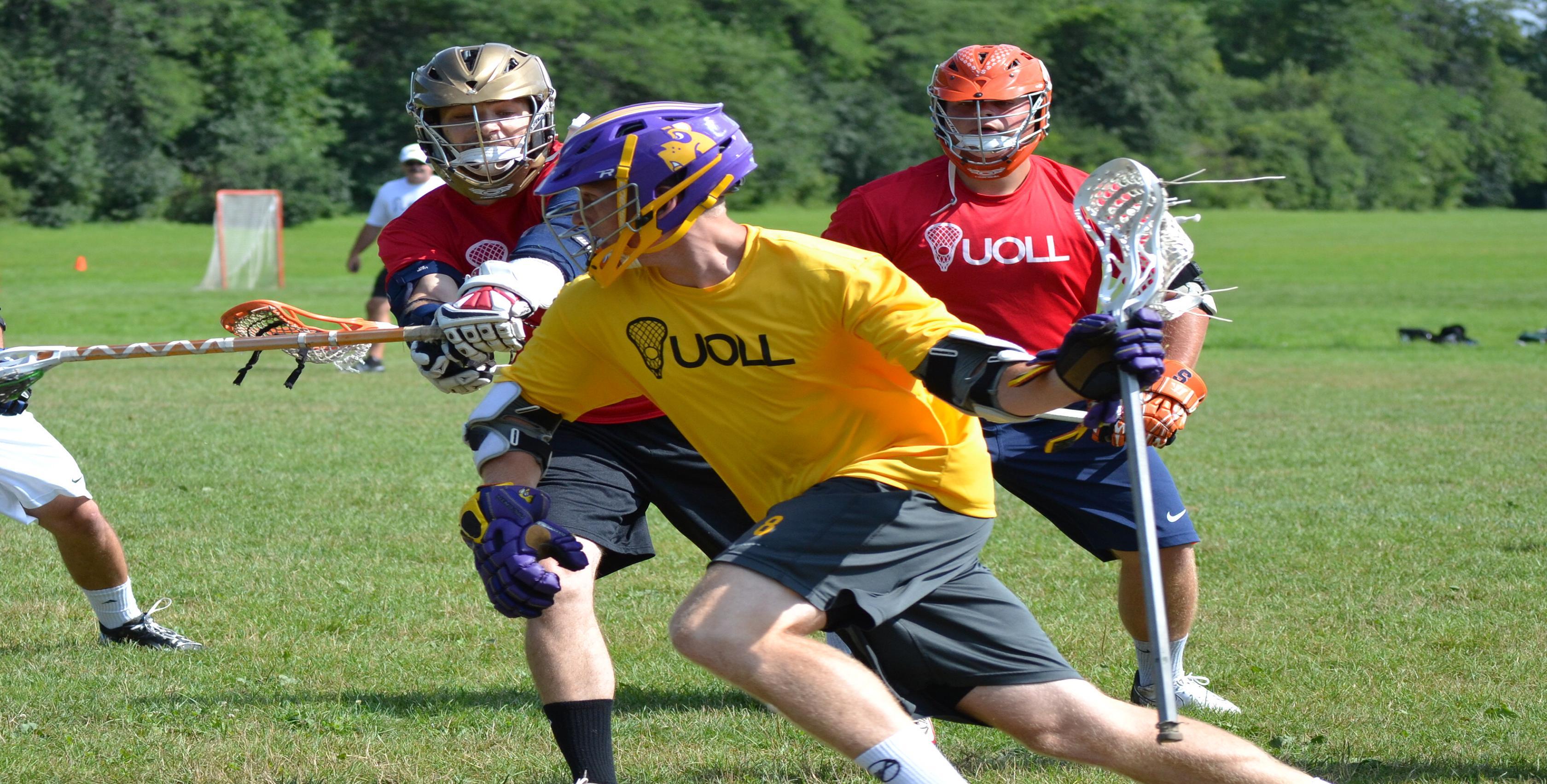 Upstate Outdoor Lacrosse Leauge, Lacrosse, Goal, Field