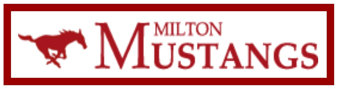 Milton Mustangs, Football, Goal, Field