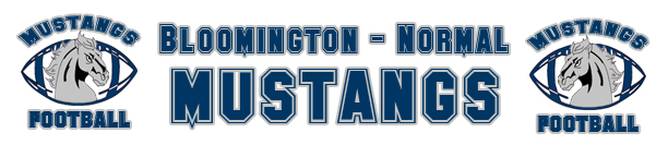 Bloomington-Normal Mustangs, Football, Goal, Field