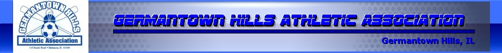 Germantown Hills Athletic Association, Multi-Sport, Goal, Field