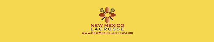 New Mexico High School Lacrosse Association, Lacrosse, Goal, Field