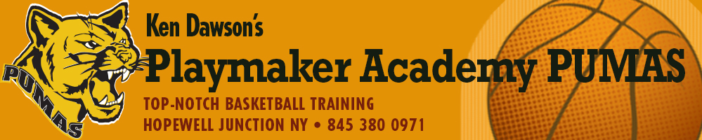 Playmaker Academy Pumas, Basketball, Point, Court