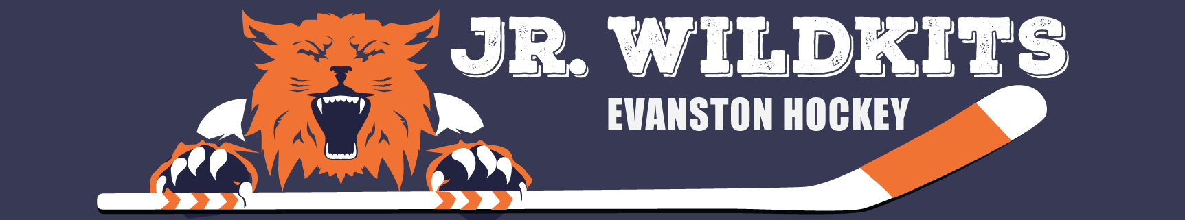 Evanston Junior Wildkit Hockey, Hockey, Goal, Rink
