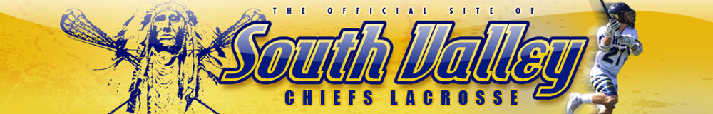 South Valley Chiefs Lacrosse, Lacrosse, Goal, Field