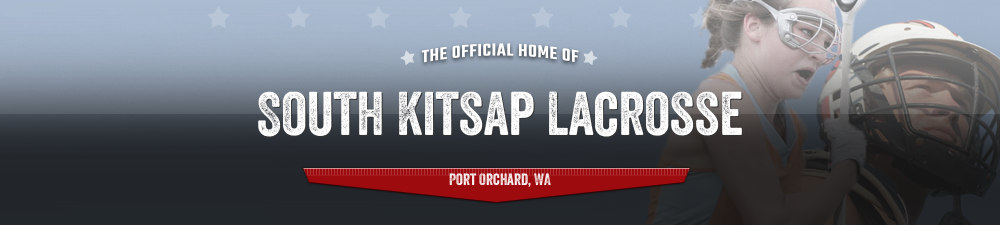 Kitsap Youth Lacrosse Association, Lacrosse, Goal, Field