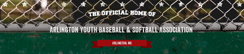 Arlington Youth Baseball and Softball Association, Baseball/Softball, Run, Field