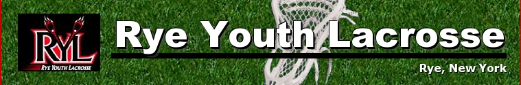 Rye Youth Lacrosse, Lacrosse, Goal, Field