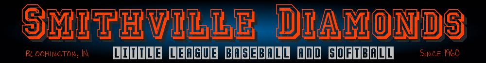 Smithville Diamonds Little League, Baseball, Run, Field