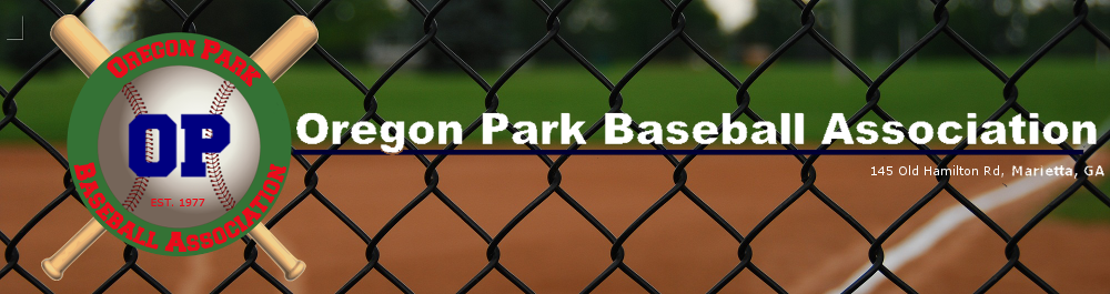 Oregon Park Baseball Association, Baseball, Run, Field