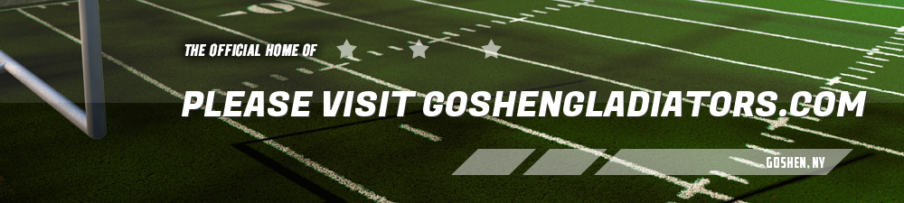Goshen Youth Football and Cheerleading, Football and Cheer, Goal, Field