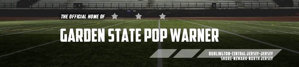 New Jersey State Pop Warner, Football, Goal, Field