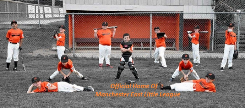 Manchester East Little League, Baseball, Run, Field