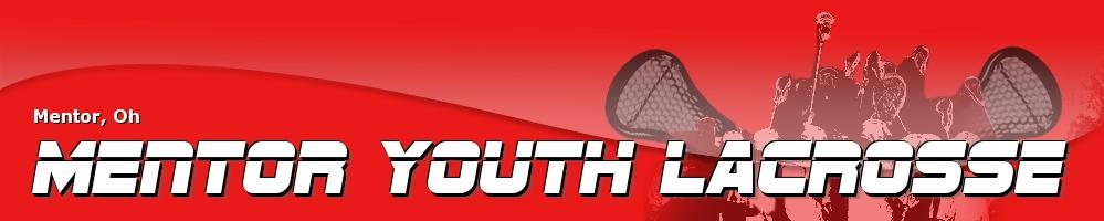 Mentor Youth Lacrosse, Lacrosse, Goal, Field