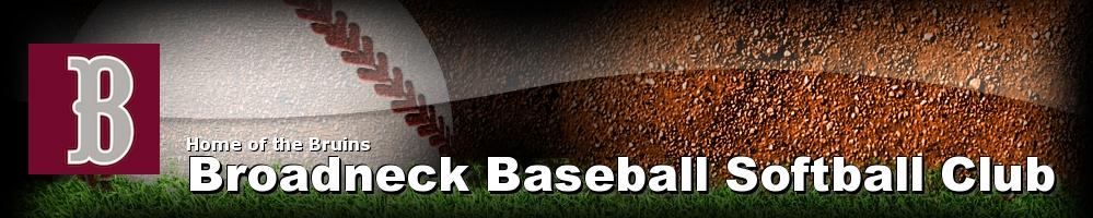 Broadneck Baseball Softball Club, Baseball, Run, Field