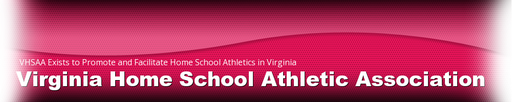 Virginia Home School Athletic Association, , ,