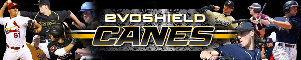 EvoShield Canes, Baseball, Run, Field