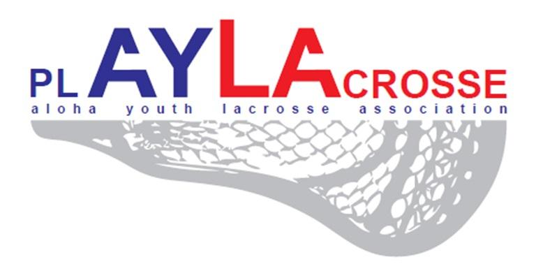 Aloha Youth Lacrosse Association, Lacrosse, Goal, Field