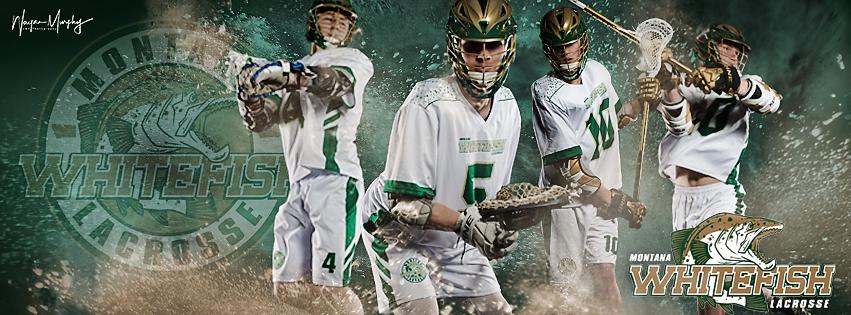 Whitefish Lacrosse, Lacrosse, Goal, Field