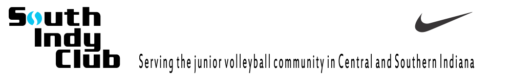 South Indy Volleyball Club, Volleyball, , Court