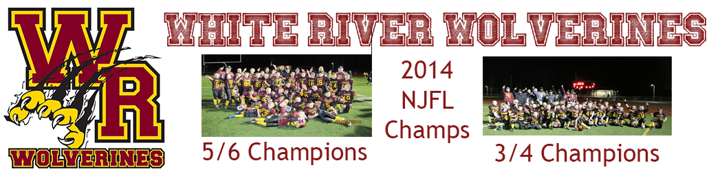 White River Wolverines Jr Football and Cheer, Multi-Sport, Goal, Field